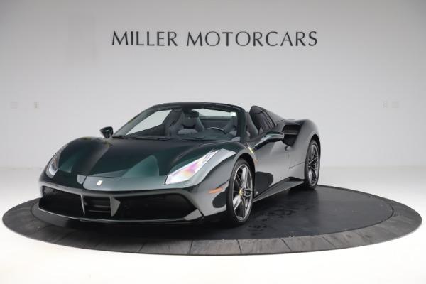 Used 2019 Ferrari 488 Spider Base for sale $329,900 at Maserati of Westport in Westport CT 06880 1