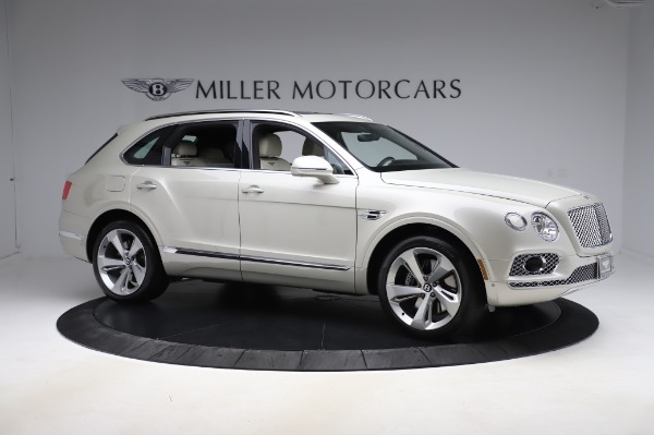 Used 2018 Bentley Bentayga Onyx Edition for sale Call for price at Maserati of Westport in Westport CT 06880 10
