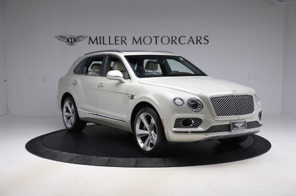 Used 2018 Bentley Bentayga Onyx Edition for sale Call for price at Maserati of Westport in Westport CT 06880 11