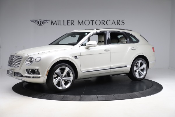 Used 2018 Bentley Bentayga Onyx Edition for sale Call for price at Maserati of Westport in Westport CT 06880 2