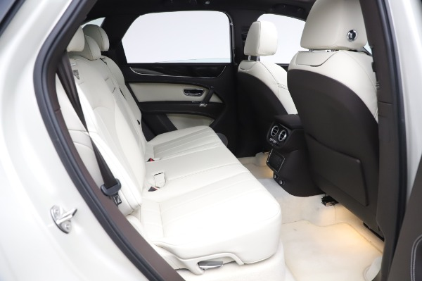 Used 2018 Bentley Bentayga Onyx Edition for sale Call for price at Maserati of Westport in Westport CT 06880 26