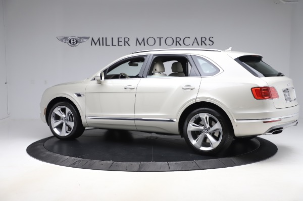 Used 2018 Bentley Bentayga Onyx Edition for sale Call for price at Maserati of Westport in Westport CT 06880 4