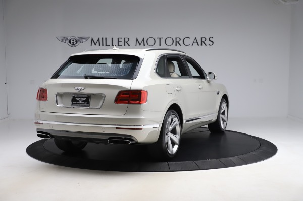 Used 2018 Bentley Bentayga Onyx Edition for sale Call for price at Maserati of Westport in Westport CT 06880 7