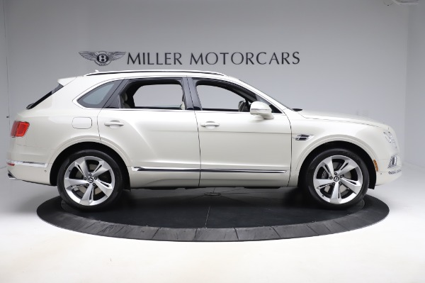 Used 2018 Bentley Bentayga Onyx Edition for sale Call for price at Maserati of Westport in Westport CT 06880 9