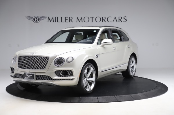 Used 2018 Bentley Bentayga Onyx Edition for sale Call for price at Maserati of Westport in Westport CT 06880 1