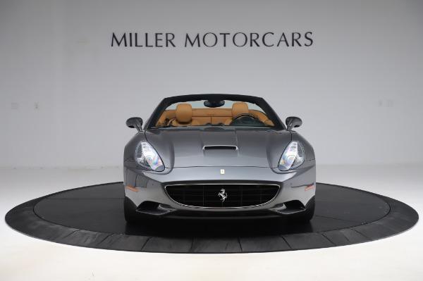 Used 2014 Ferrari California 30 for sale Call for price at Maserati of Westport in Westport CT 06880 11