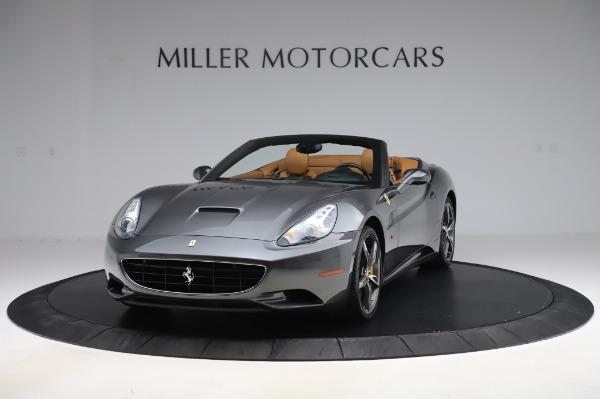 Used 2014 Ferrari California 30 for sale Call for price at Maserati of Westport in Westport CT 06880 12