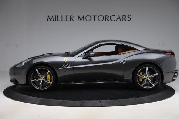 Used 2014 Ferrari California 30 for sale Call for price at Maserati of Westport in Westport CT 06880 14