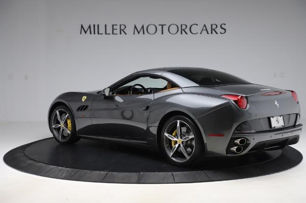 Used 2014 Ferrari California 30 for sale Call for price at Maserati of Westport in Westport CT 06880 15
