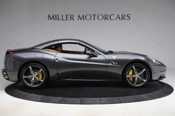 Used 2014 Ferrari California 30 for sale Call for price at Maserati of Westport in Westport CT 06880 17