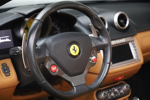Used 2014 Ferrari California 30 for sale Call for price at Maserati of Westport in Westport CT 06880 22
