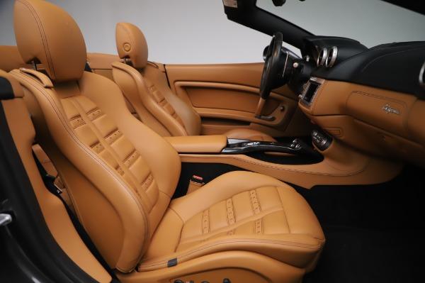 Used 2014 Ferrari California 30 for sale Call for price at Maserati of Westport in Westport CT 06880 26
