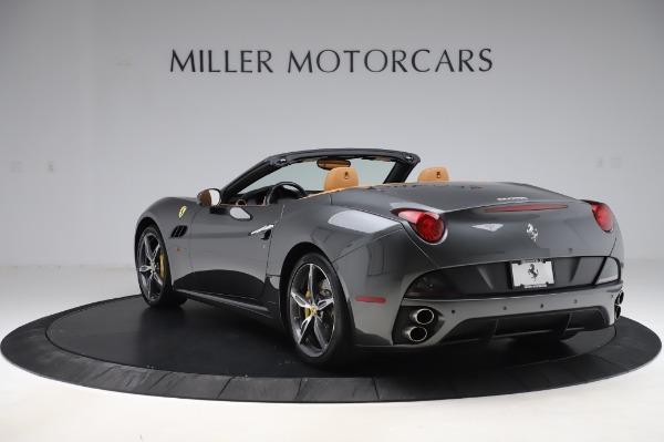 Used 2014 Ferrari California 30 for sale Call for price at Maserati of Westport in Westport CT 06880 4