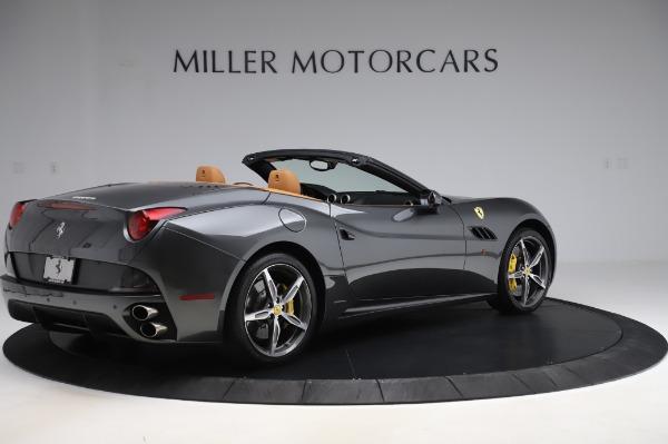 Used 2014 Ferrari California 30 for sale Call for price at Maserati of Westport in Westport CT 06880 7