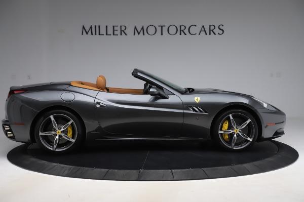 Used 2014 Ferrari California 30 for sale Call for price at Maserati of Westport in Westport CT 06880 8