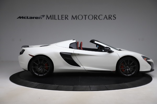 Used 2016 McLaren 650S Spider for sale $159,900 at Maserati of Westport in Westport CT 06880 10