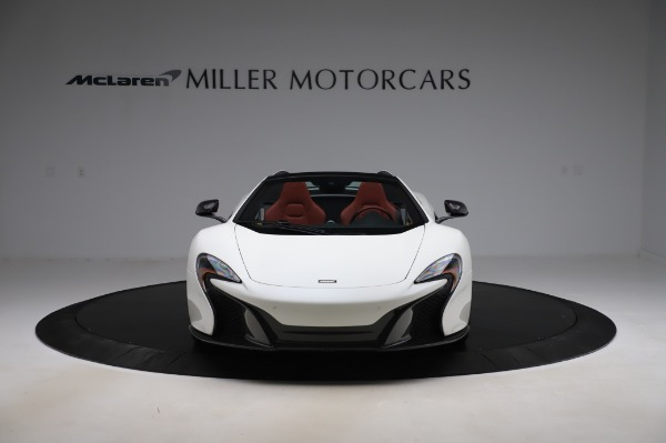 Used 2016 McLaren 650S Spider for sale $159,900 at Maserati of Westport in Westport CT 06880 15