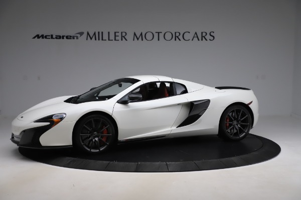 Used 2016 McLaren 650S Spider for sale $159,900 at Maserati of Westport in Westport CT 06880 17