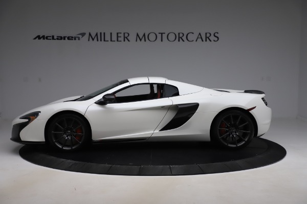 Used 2016 McLaren 650S Spider for sale $159,900 at Maserati of Westport in Westport CT 06880 18