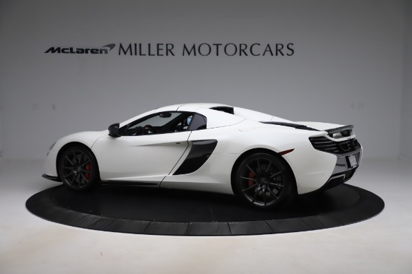 Used 2016 McLaren 650S Spider for sale $159,900 at Maserati of Westport in Westport CT 06880 19