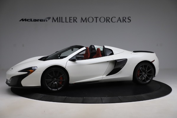 Used 2016 McLaren 650S Spider for sale $159,900 at Maserati of Westport in Westport CT 06880 2