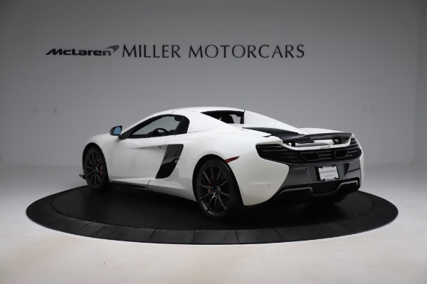 Used 2016 McLaren 650S Spider for sale $159,900 at Maserati of Westport in Westport CT 06880 20