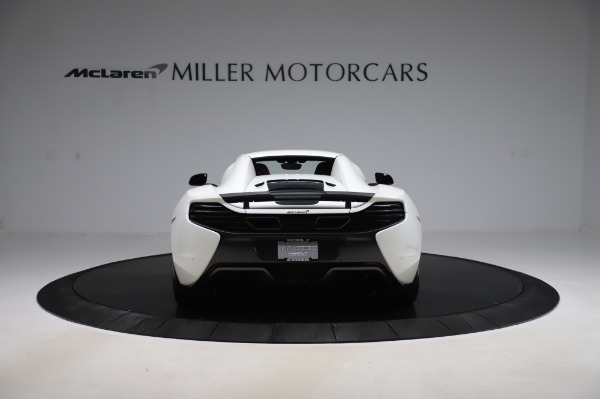 Used 2016 McLaren 650S Spider for sale $159,900 at Maserati of Westport in Westport CT 06880 21