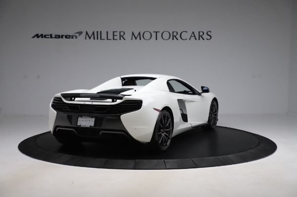 Used 2016 McLaren 650S Spider for sale $159,900 at Maserati of Westport in Westport CT 06880 22