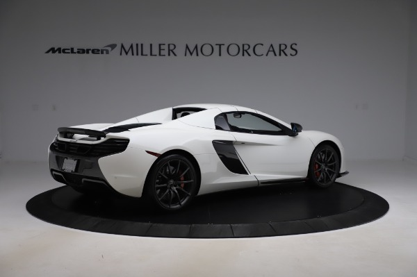 Used 2016 McLaren 650S Spider for sale $159,900 at Maserati of Westport in Westport CT 06880 23