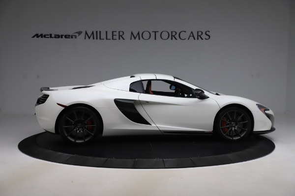 Used 2016 McLaren 650S Spider for sale $159,900 at Maserati of Westport in Westport CT 06880 24