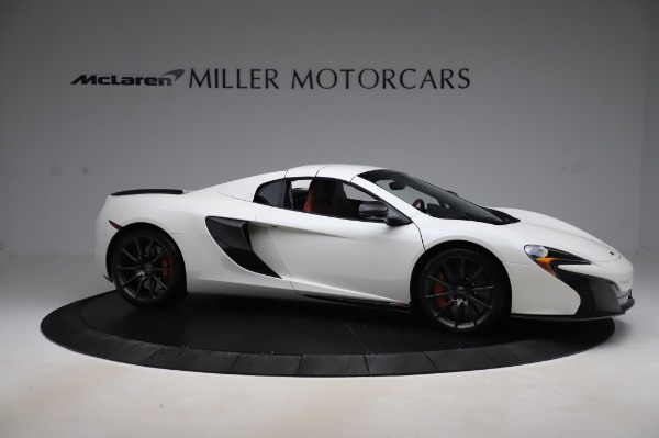 Used 2016 McLaren 650S Spider for sale $159,900 at Maserati of Westport in Westport CT 06880 25