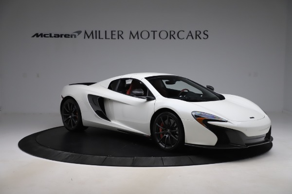 Used 2016 McLaren 650S Spider for sale $159,900 at Maserati of Westport in Westport CT 06880 26