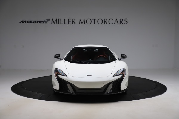 Used 2016 McLaren 650S Spider for sale $159,900 at Maserati of Westport in Westport CT 06880 27