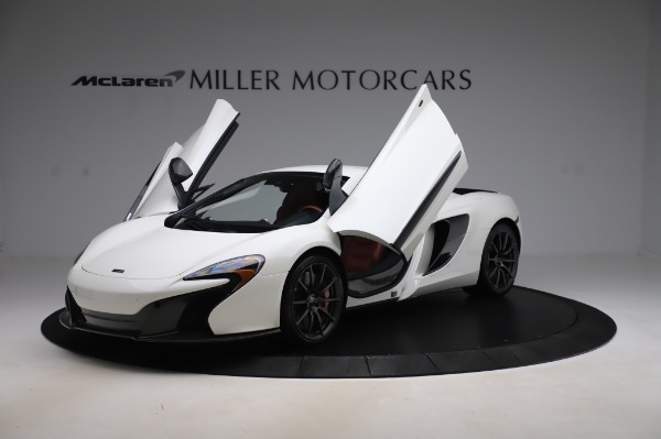 Used 2016 McLaren 650S Spider for sale $159,900 at Maserati of Westport in Westport CT 06880 28