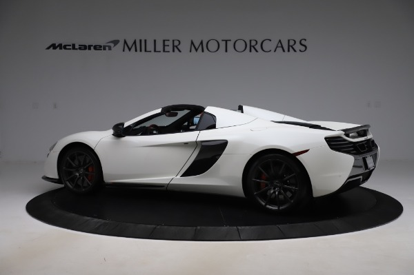 Used 2016 McLaren 650S Spider for sale $159,900 at Maserati of Westport in Westport CT 06880 4