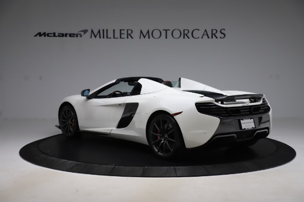 Used 2016 McLaren 650S Spider for sale $159,900 at Maserati of Westport in Westport CT 06880 5