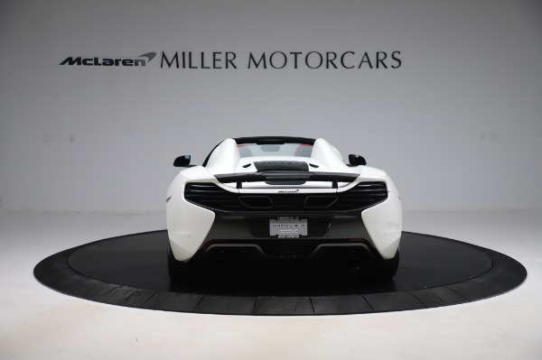 Used 2016 McLaren 650S Spider for sale $159,900 at Maserati of Westport in Westport CT 06880 6