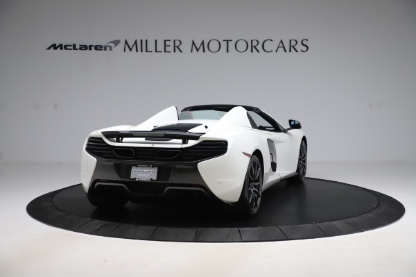 Used 2016 McLaren 650S Spider for sale $159,900 at Maserati of Westport in Westport CT 06880 7