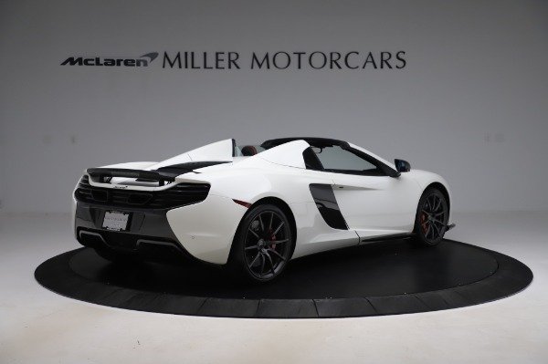 Used 2016 McLaren 650S Spider for sale $159,900 at Maserati of Westport in Westport CT 06880 8