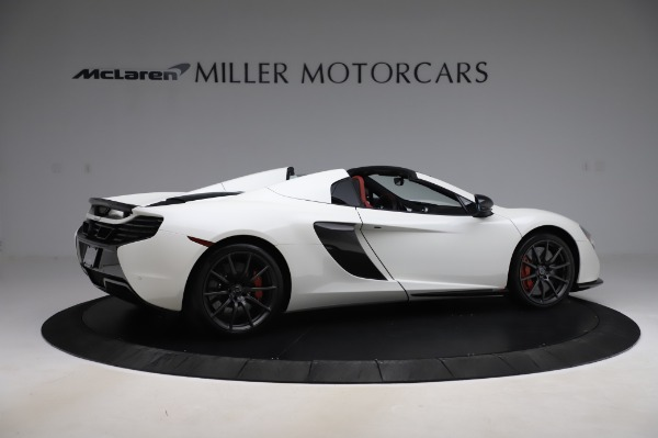 Used 2016 McLaren 650S Spider for sale $159,900 at Maserati of Westport in Westport CT 06880 9