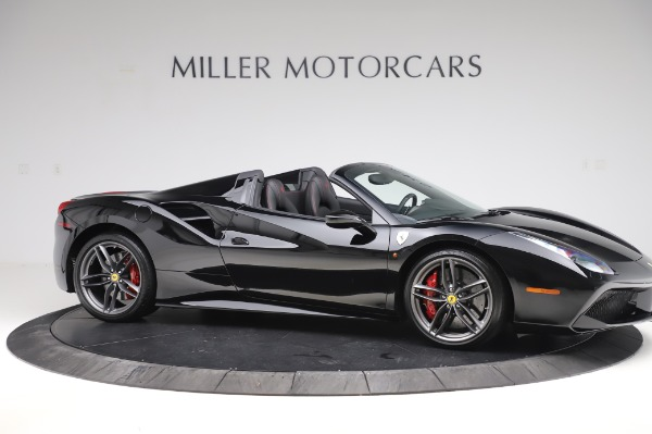 Used 2018 Ferrari 488 Spider for sale $289,900 at Maserati of Westport in Westport CT 06880 10