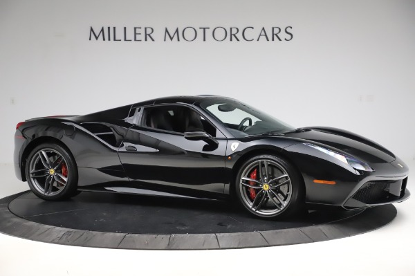 Used 2018 Ferrari 488 Spider for sale $289,900 at Maserati of Westport in Westport CT 06880 17