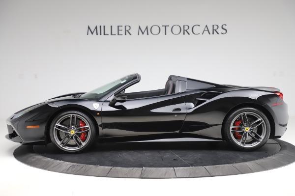 Used 2018 Ferrari 488 Spider for sale $289,900 at Maserati of Westport in Westport CT 06880 3