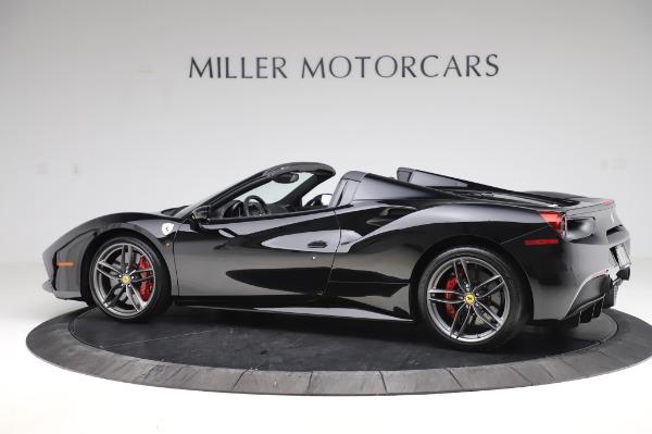 Used 2018 Ferrari 488 Spider for sale $289,900 at Maserati of Westport in Westport CT 06880 4