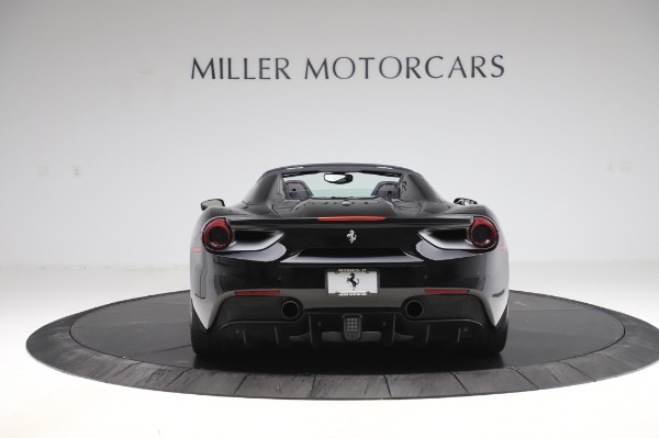Used 2018 Ferrari 488 Spider for sale $289,900 at Maserati of Westport in Westport CT 06880 6
