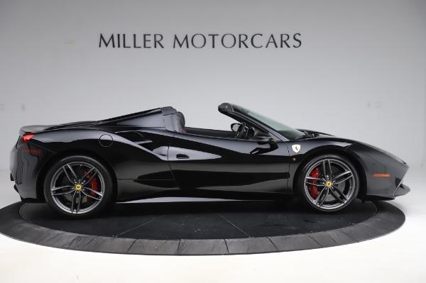 Used 2018 Ferrari 488 Spider for sale $289,900 at Maserati of Westport in Westport CT 06880 9