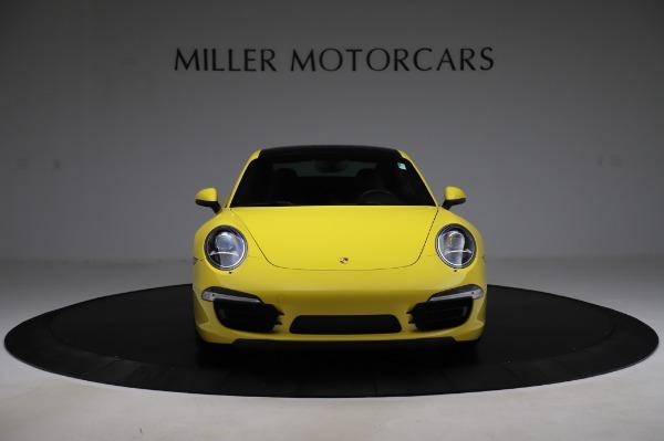 Used 2013 Porsche 911 Carrera 4S for sale $74,900 at Maserati of Westport in Westport CT 06880 12