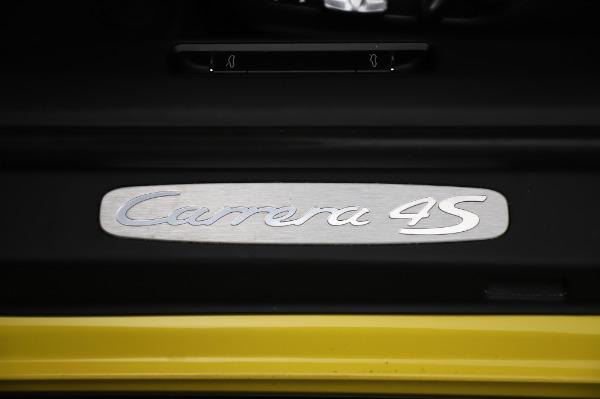 Used 2013 Porsche 911 Carrera 4S for sale $74,900 at Maserati of Westport in Westport CT 06880 17