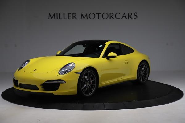 Used 2013 Porsche 911 Carrera 4S for sale $74,900 at Maserati of Westport in Westport CT 06880 2