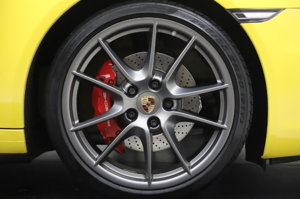 Used 2013 Porsche 911 Carrera 4S for sale $74,900 at Maserati of Westport in Westport CT 06880 27